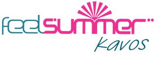 Feel Summer Kavos Logo